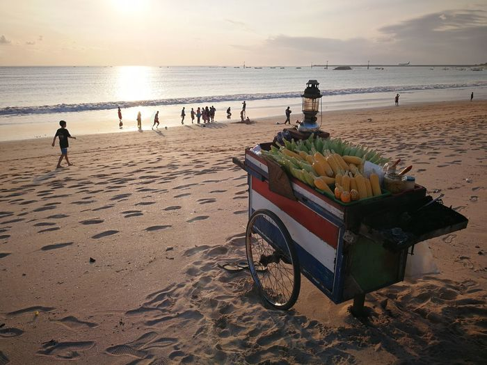 EyeEm Best Edits EyeEm Best Shots EyeEm Eyeem Market Eyem Gallery EyeEmNewHere Sunsets Sunset Silhouettes Beachview Beach Sunset Sea Side Shadows & Light Jimbaran Beach, Bali. Such A Peaceful Place. Jimbaran, Bali, Indonesia Jimbaranbeach Beachwalk Beach Restaurant Beach Senset View Shadows Senset Light And Shadows Shopping Cart Sales Corn Cart The Great Outdoors - 2017 EyeEm Awards