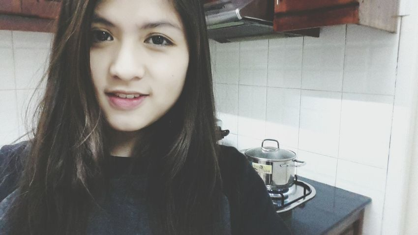 Inthekitchen That's Me Smile =))))