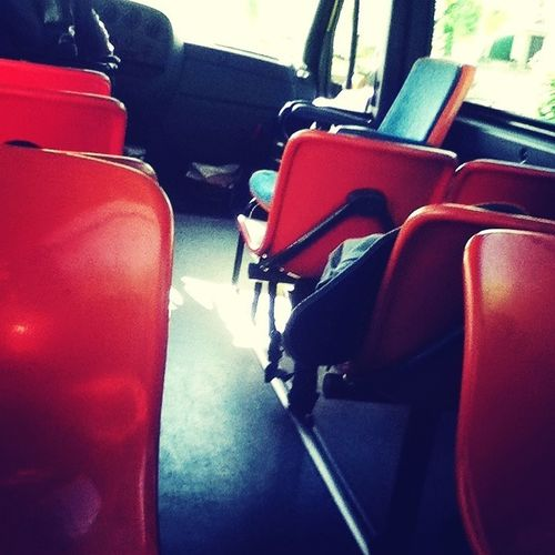 Last One On The Bus