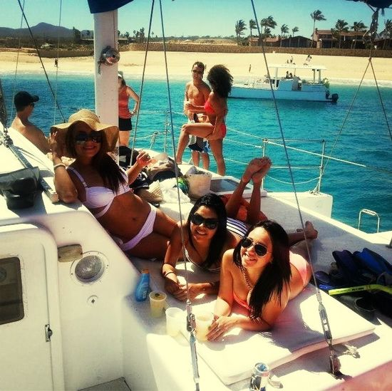 Party Boat Girls