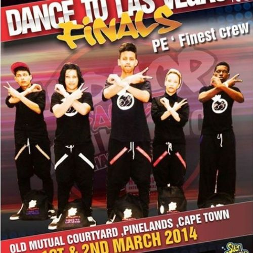Dancetolasvegas Crews Battles Dance capetownpinelands1&2march'14