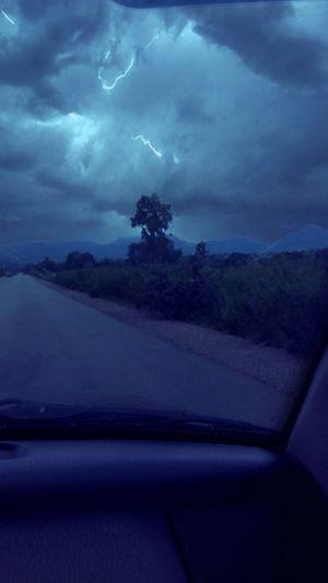 DarkSky! .thunderstorm