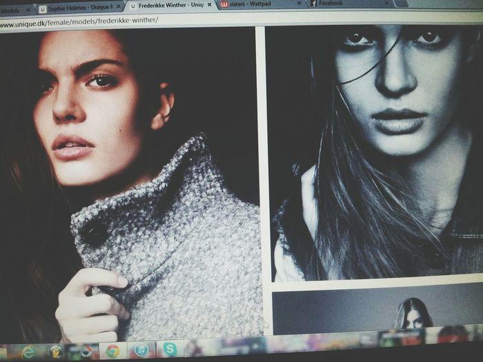 Frederikke Winther Model Omg Gorgeous Af