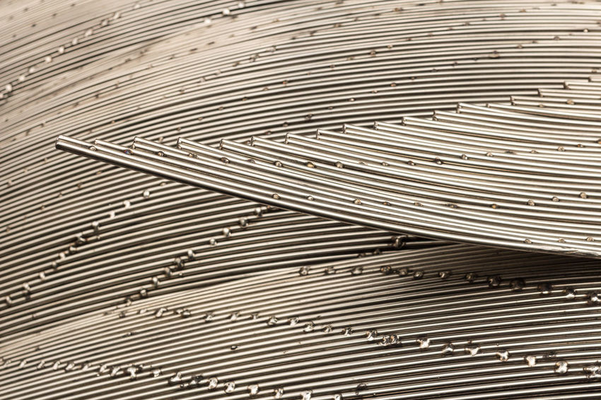 Wire Connection Metallic Bond Outdoor Abstract Stainless Blurry Blur Link Material Metal Design Idea ArtWork Art Waves Flat Textures And Surfaces Close Up Steel Iron Rod Welding Weld