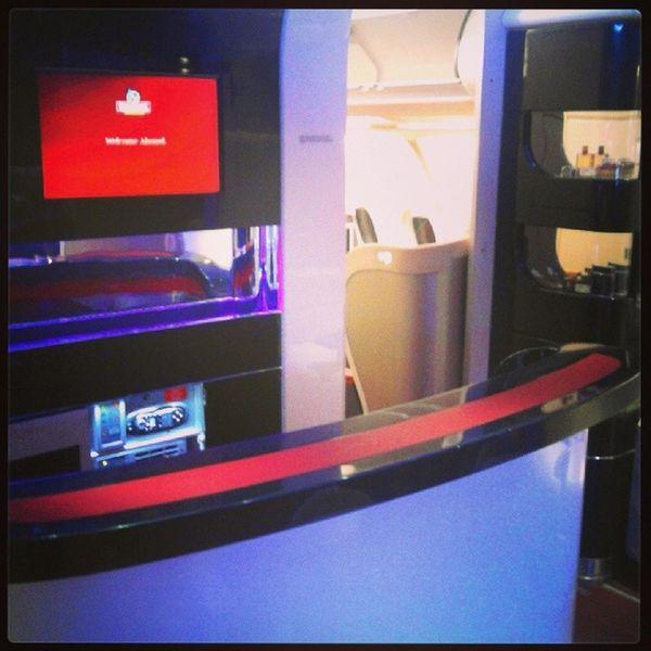 Dats Airbus A330 Bar Section Kingfisher Airlines Royal Aviation International âme Avionics