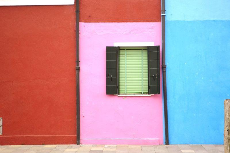 Burano Architecture Door Pink Multi Colored Burano Venice Italy Colors EyeEmNewHere EyeEm Diversity