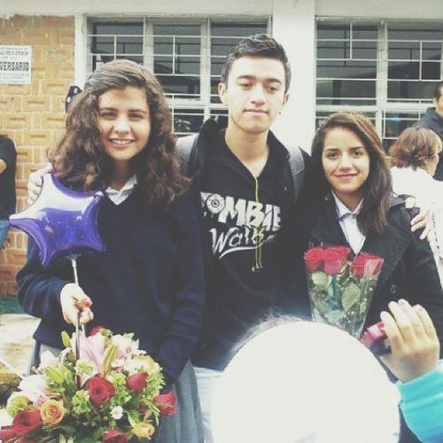Hace 1 año. || Graduacion || ??❤