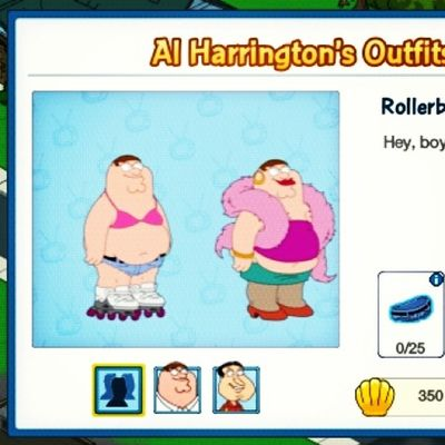Family guy the quest for stuff is so sick