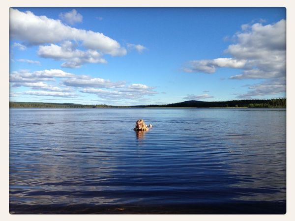25 Days Of Summer No Edit Lapland Water_collection