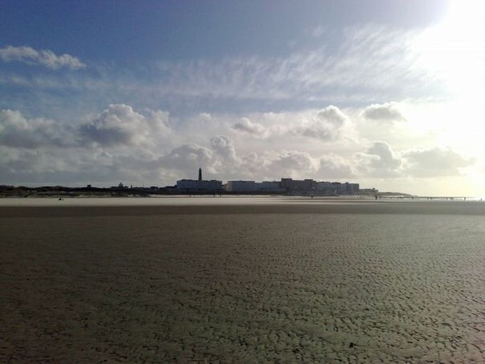 Isle skyline