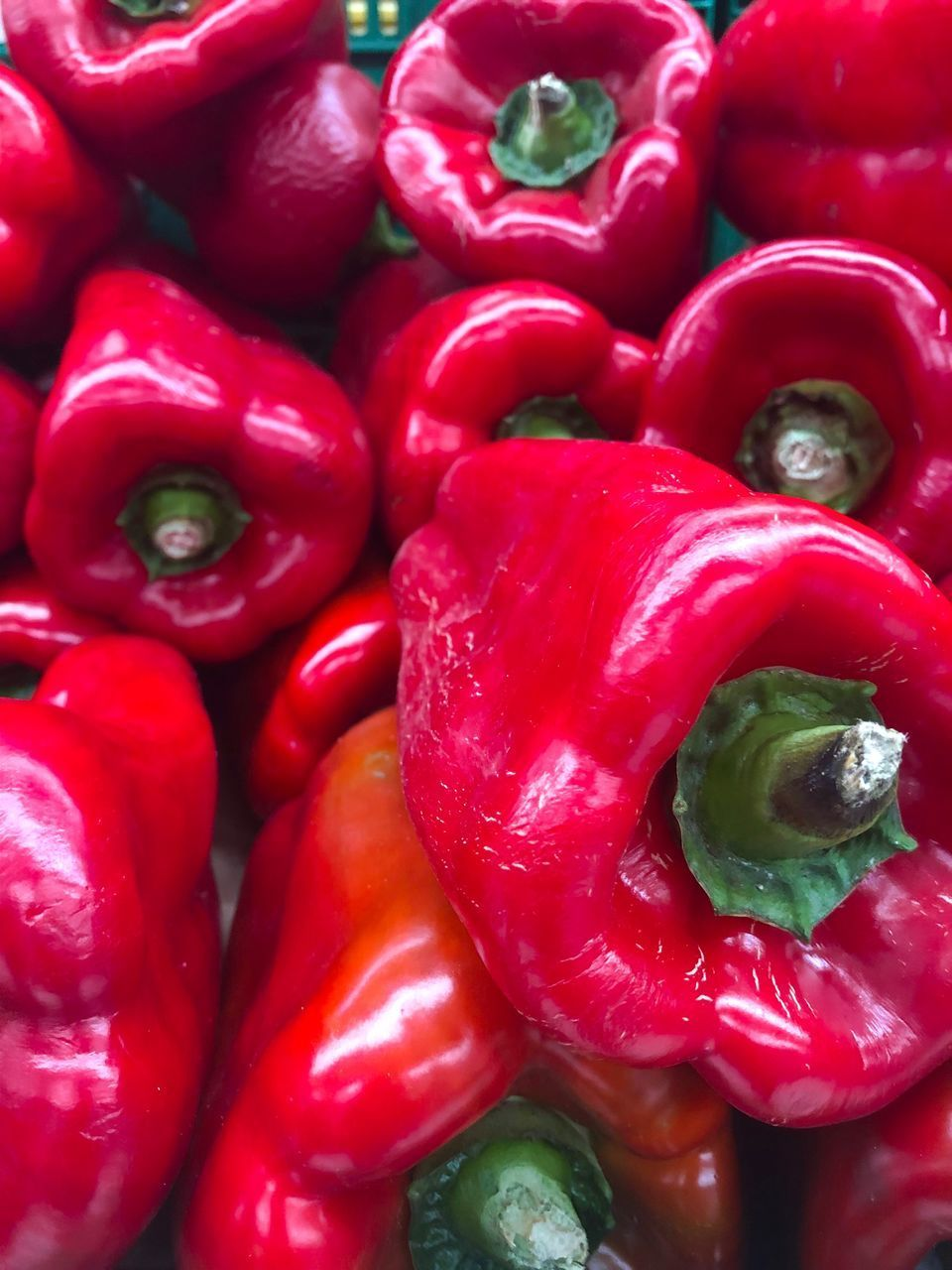 red, food and drink, vegetable, food, pepper, full frame, backgrounds, freshness, large group of objects, wellbeing, bell pepper, healthy eating, market, red bell pepper, abundance, retail, still life, close-up, spice, for sale, no people, paprika, ripe, temptation