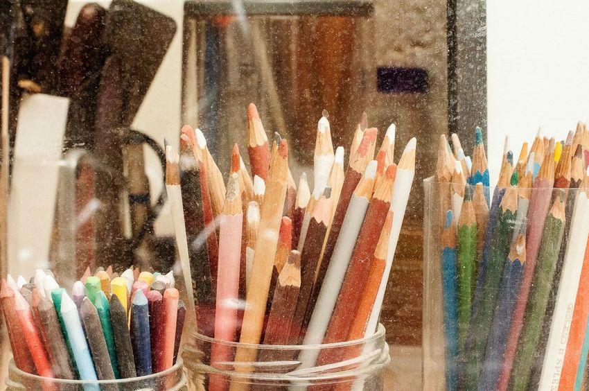 Pomaluj mój swiat Kredki Crayons Colors
