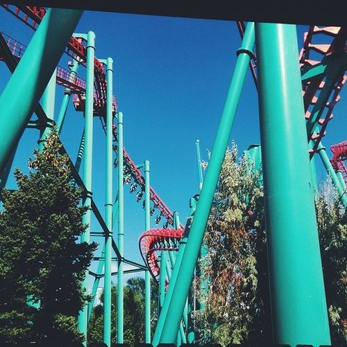 The worst part. Minderaser Elitchgardens Denver Colorado vscocam