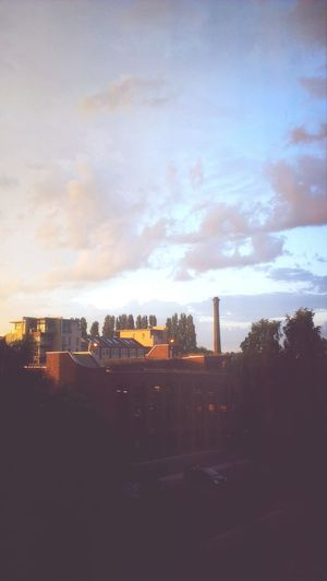 Will miss this view from halls Taking Photos