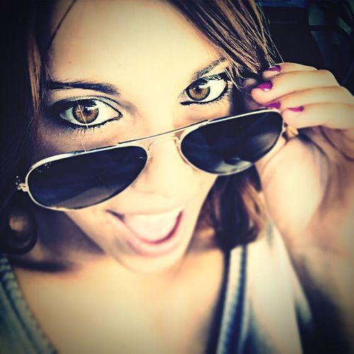 Eyes Sunglasses :) First Eyeem Photo The Portaitist - 2016 Eyeem Awards