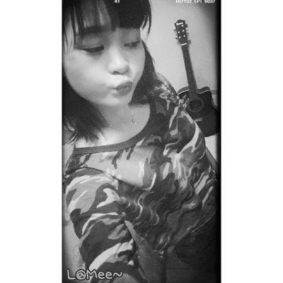Guitar is a part of me!??? 劉爱菲