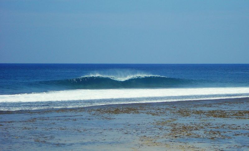 Cloud 9 Perfect Wave Waves, Ocean, Nature Blue Wave Barreling Wave Aframe Siargao Island Philippines