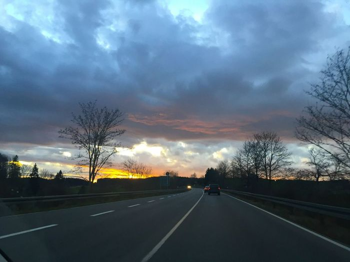 Deutschland Landscape Beat-fighter Sunset Skyporn Sky Cloudporn Kempten (Allgäu) Streetphotograhpy Streetphotograpy