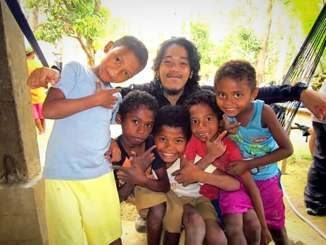 Feel The Journey Philippines Aetas Smile Aeta Love