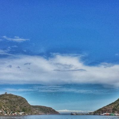 Harbour view. • Tstcanada with @explorecanada & @nfldandlabrador • Explorecanada TravelNL • Travel Canada Newfoundland StJohns Photography •