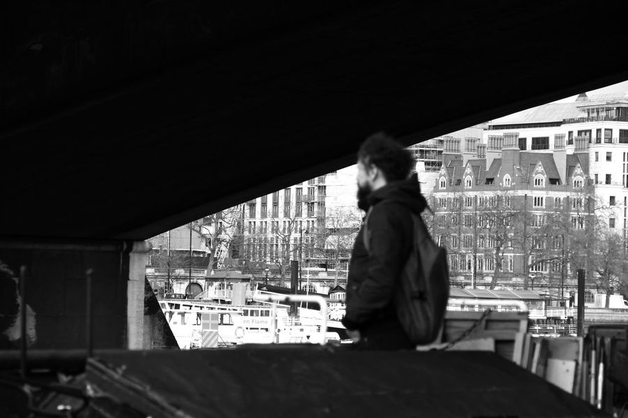 Adult Adults Only Candid Candid Photography Candid Portraits City City Day Indoors  Man Men One Man Only One Person People Real Life Real People Real People, Real Lives Street Street Photographer Street Photography Streetphoto Streetphoto_bw Streetphotography Thames Under The Bridge