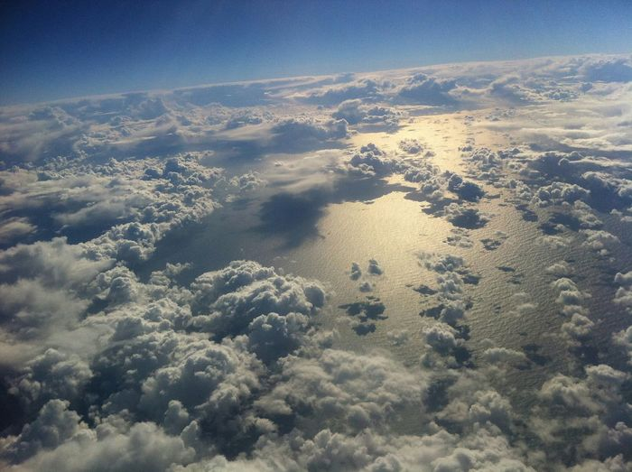 Scanaki Photography OpenEdit Travel Paysage Landscape Sky Sky And Clouds Sky And Sea The Great Outdoors - 2015 EyeEm Awards Looking Earth From Sky Traveling Ciel Et Mer Ciel Et Nuages Prendre De La Hauteur From Where I Stand Sunny Day Perspectives On Nature