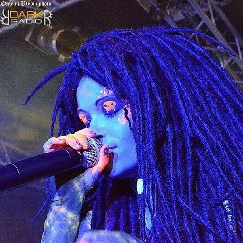 2013  СЛОТ  шестой Nookie concert clubzal job work darkradio darkradioru makeup rock show live saintpetersburg petersburg spb russia