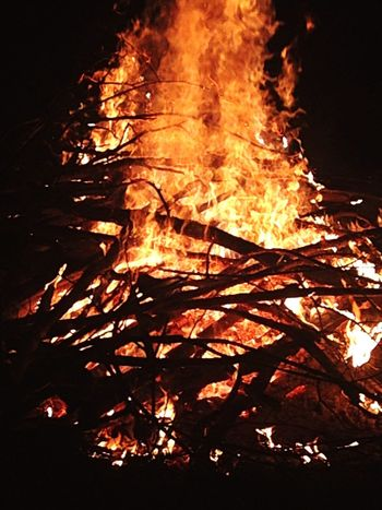 Fire Campfire Camping