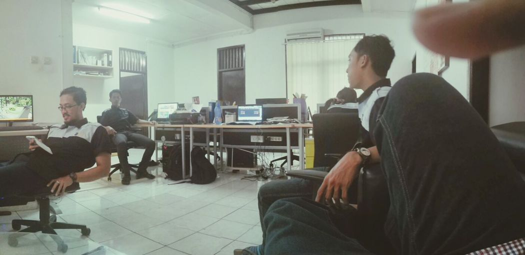Architecture Checking In Working Jakarta Point of view this afternoon, yes we are The Consultant