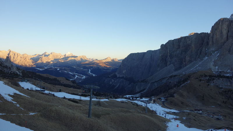 Alps Amazing Amazing View Autumn Colors Beauty In Nature Cold Temperature Italia Italy Landscape Mountain Mountain Range Mountain View Mountains Nature Nature Scenics Selva Di Valgardena Ski Holiday Snow Sunset Taking Photos Taking Pictures Travel Destinations Vacations Winter