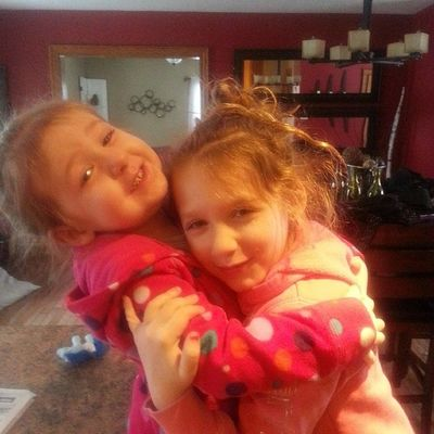 Sisterly love ♥