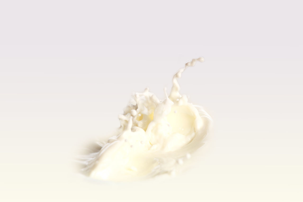 studio shot, food and drink, freshness, food, white background, milk, healthy eating, close-up, no people, black background