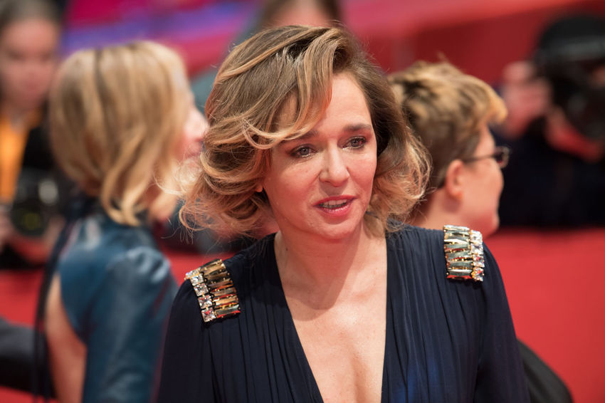 Film Festival Premiere Valeria Golino Woman Actress Arts Culture And Entertainment Beautiful Woman Berlinale Berlinale 2018 Berlinale Festival Berlinale2018 Berlinale68 Close-up Entertainment Entertainment Event Film Industry Focus On Foreground Italian People Portrait Pose Posing Posing For The Camera Red Carpet Red Carpet Event