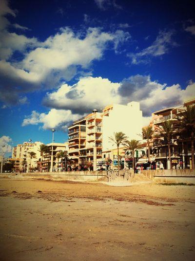 SPAIN Mallorca Elarenal