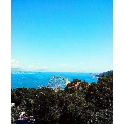 Ferris Wheel Discoverhongkong Travel Explorehk Travelasia hongkong hk hktourism hongkongtourism discoverasia discoverhk samsung samsungphotography phonephotography s2 travelandleisure leisure fun wanderlust