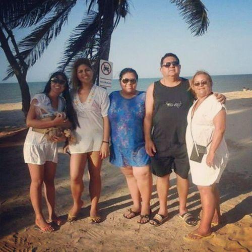 Emfamilia Fortaleza Cumbuco TBT  ❤
