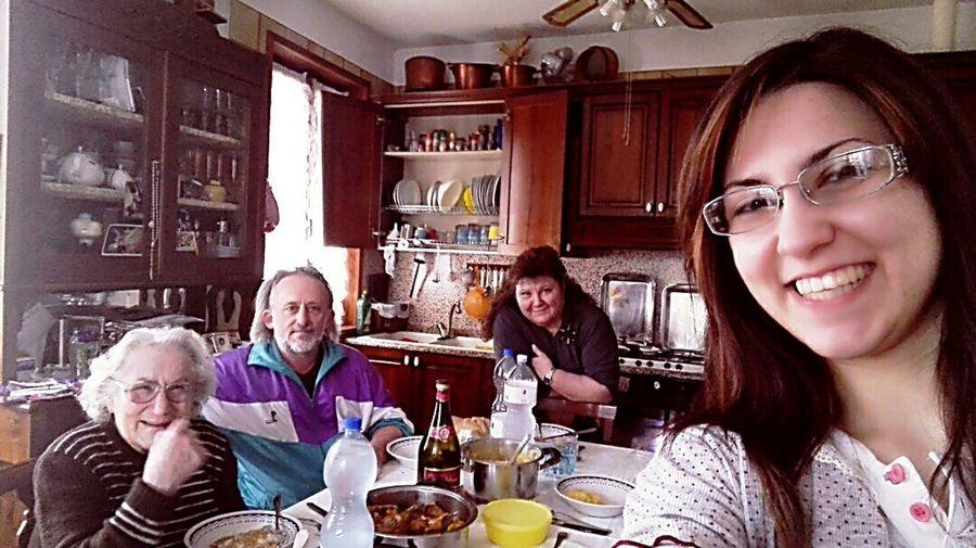 We Are Family Pranzo Della Domenica Casa Stocchi