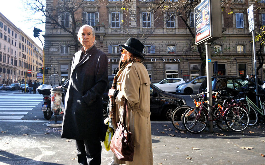 Adults Only City City Life Couple Mature Couple People Street Streetphotography Fashion Stories Stories From The City This Is Aging This Is Family