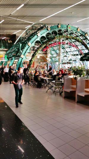 airport Schiphol Amsterdam