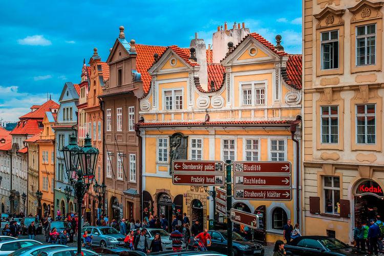 Prague ,