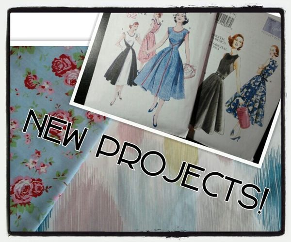new projects!
