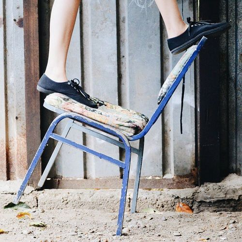 Chair the love! Step up with SMKicks !