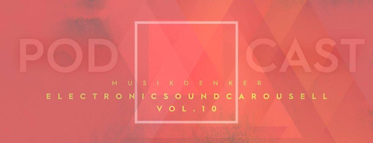 Podcast gee musikdenker Electronic Sound Carousell Timeline Manuel Gotzen