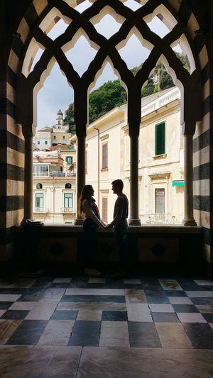 Intrecci Architecture Sky People Building Exterior Italy Amalfi_coast Amalfi