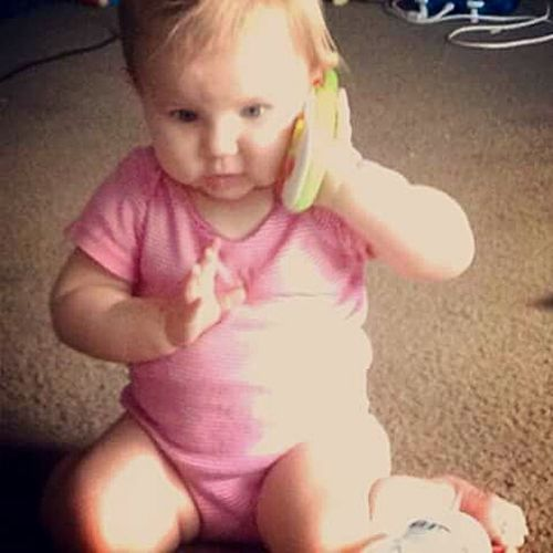 Quiet Im On The Phone Making A Call Cellphone Photography Baby Cell. I Like My Own Pictures!✌😎 My Bugaboo Granddaughter Blayklee Light Of My Life My Girl Best Little Person. 1st Grand Baby!♡ Girly Girl Shh Im On The Phone! Important Phone Calls Busy Little Bee Fancy Girl Cellphone 1st Cell Phone...OH BOY!✌ Home Is Where The Art Is Capture The Moment Sassy Snap Life Blayklee Bean
