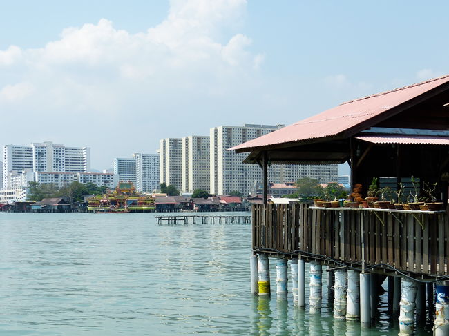 Chew Jetty, georgetown Penang, Malaysia Architecture ASIA Built Structure City Eyeemasia Floating Village No People Old Chinese Tradition In Malaysia The Old And The New Achitecture In Contrast Travel Photography Waterfront