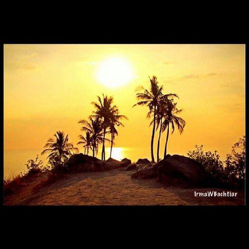 Sunset Bukit Malimbu, Lombok Sunset Finouting Canon60d Lombok
