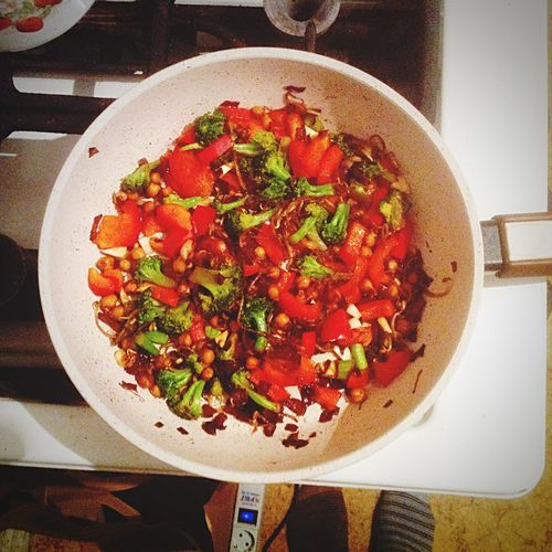 Delicious Yammy!!  Bachelorlife Dinner my bachelor's dinner :)