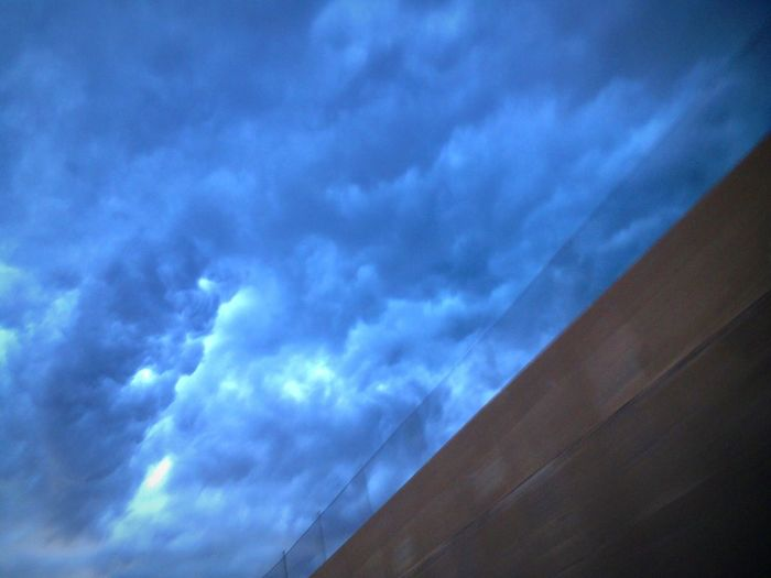 Cool storm clouds and sweet shot. I love the colors in the photo. Enjoy Clouds And Sky Stormy Weather