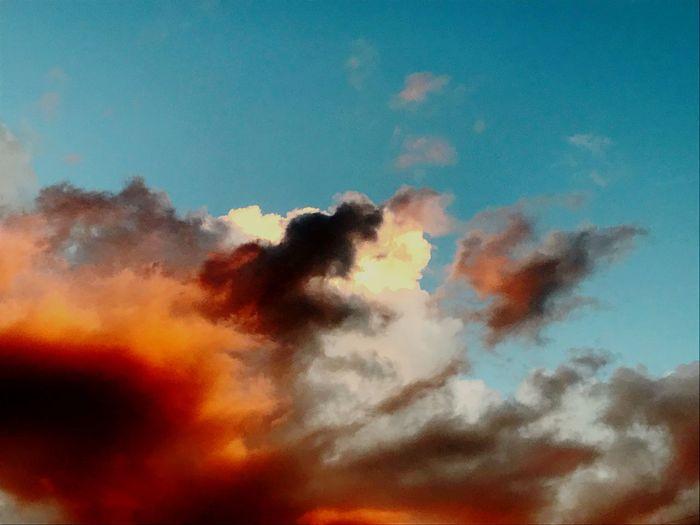 Cloud Hangover